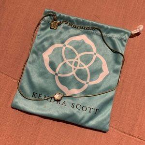 "Authentic Kendra Scott ""Tess"" necklace!"